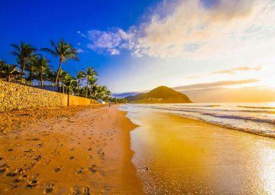 A bela Praia de Pernambuco
