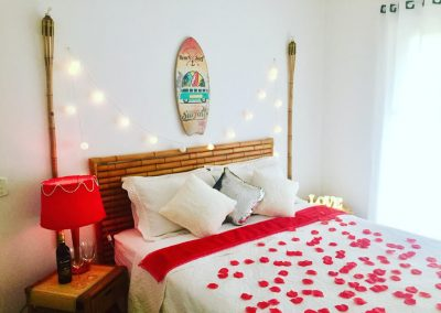 Suite Romantica na Moa Pousada Guarujá