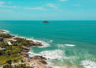 Vista Aerea da Praia de Pernambuco