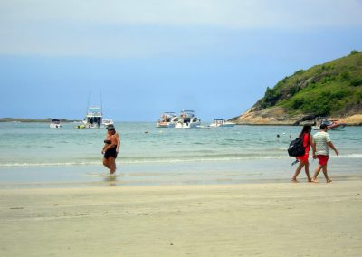 Vista da Praia de Pernambuco